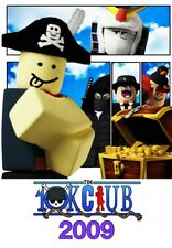 2009 RARE RANDOM UNVERIFIED ROBLOX ACCOUNTS 0-10K RAP  ( NOT 2008 )