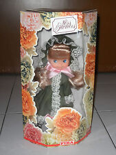 Bambola Doll MISS FLOWERS FIBA Anni 80 NUOVO 30 cm poupee