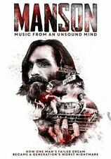 Manson: Music From An Unsound Mind [New Dvd]