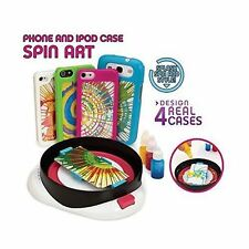 Make A Case Phone & Ipod Touch - SPIN ART Set - Iphone - NEW