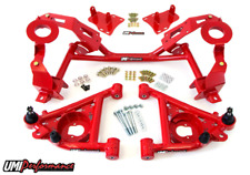 UMI GM F-Body Tubular K-member & A-Arm Package, Factory Springs LSX UMI-240331R
