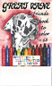 GREAT DANE & FRIENDS ART COLORING BOOK BY L ROYER  AUTOGRAPHED #68  BRAND NEW