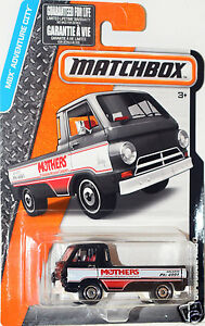 Matchbox '66 Dodge A100 Pickup Truck   Mothers  Polishes * Waxes * Cleaners