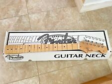 Fender Style 21 Fret Maple Neck-Loaded with Jumbo Frets-Fits Strat Style Guitar
