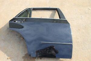OEM BMW E70 X5 07-13 Right Passenger REAR Door Shell BLACK 475 FREIGHT SHIPPING