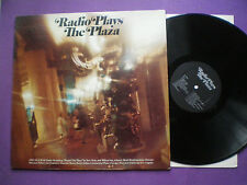 RADIO PLAYS THE PLAZA 1969 COMMERCIALS ADVERTISING LP COCA COLA CAMPBELL SOUP...