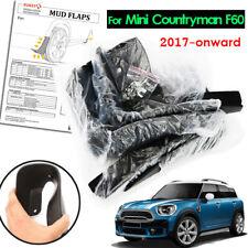 For Mini Countryman II F60 2017-2019 Front Rear Splash Guards Mud Flaps MudGuard