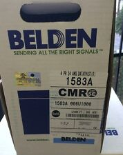Belden 1583A Cat5E 1000 ft. cable Multiple Color Available