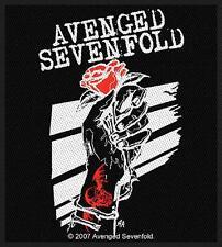 Avenged Sevenfold Patch/ricamate # 2