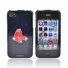 AUTHENTIC OFFICIAL MLB BOSTON RED SOX HARD CASE COVER SNAP ON for iPHONE 4 4G 4S