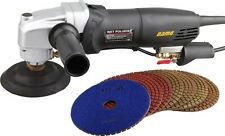 "Wet Stone Polisher Concrete Polisher 4"" Polisher Kit for Granite Polish Concrete"