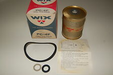 VINTAGE WIX OIL FILTER # PC-4F, FOR CASE, ALLIS-CHALMERS, CLARK, FORD, OTHERS