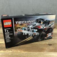 LEGO Technic Getaway Truck 42090 Building Kit New 2019 128 PCS Ages 7+