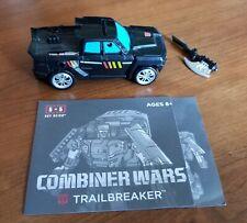 New listing Hasbro Transformers Combiner Wars Trailbreaker - Complete