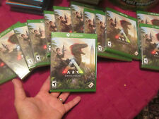 Ark: Survival Evolved XBOX ONE VIDEOGAME BRAND NEW FACTORY SEALED DINOSAURS