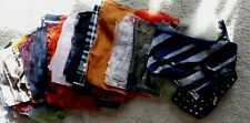 Scarf Lot of over 25 Vintage Scarves Scarf Sarah Coventry Misc 70's 60's Sheer