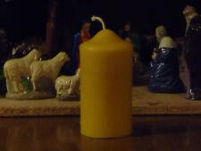 Stumpen Kerzen vom Imker aus Hohenlohe! (Burkhardt´s Honig)