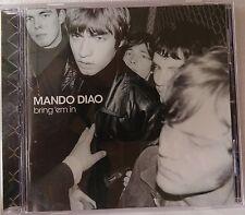 CD Mando Diao - Bring 'em in - Sehr guter Zustand - Der Rockexpress aus Schweden