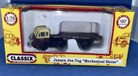 "Pocketbond ""Classix"" EM76501 Jen-Tug & Articulated trailer 'British Railways' Fl"