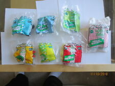 1993 7 pieces Totally Toy Holiday Near Complete Set  NIP McDonald's