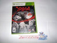 * New * Sealed *  Yaiba: Ninja Gaiden Z  -  Microsoft Xbox 360  USA