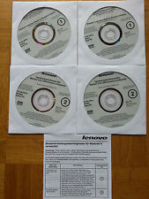 Recovery DVD set-Lenovo ThinkPad t440p t440s win8.1 Windows 8.1 pro 64bit
