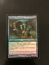 MTG Foil Master of Etherium  Shards of Alara