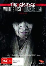 The Grudge - White Ghost / Black Ghost (DVD, 2010) Region 4
