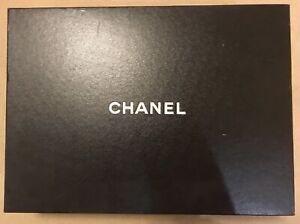 Chanel Empty Box For Boots In Good Condition