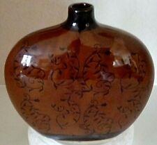 Brown Decorative Pillow Vase