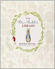 The Peter Rabbit Library Beatrix Potter 10 Book BOXSET Toad Mice Kitten 99c