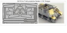 Eduard 1/35 M7 Mid Production Ailes # 36155