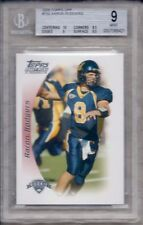 AARON RODGERS 2005 TOPPS DRAFT PICKS & PROSPECTS RC #152 BGS 9