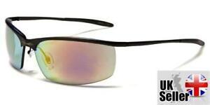 X-Loop Semi Rimless Men's Sunglasses