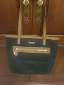 Michael Kors Black Nylon Handbag