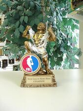 Fantasy Basketball Individual Monster Trophy Cool Color Fbl Logo Awesome! *