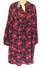 "PRINCIPLES"" MILLER FLORAL SMOCK DRESS NEW SIZE. 14"
