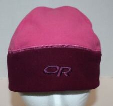 Windstopper Outdoor Research Pink Purple Beanie Hat Cap Size Med FREE Shipping