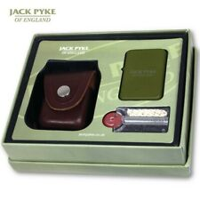 New Jack Pyke Countryman Lighter Lovely Gift Leather Pouch Gift boxed