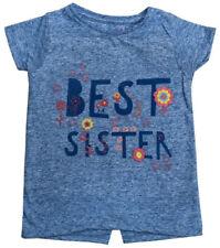 Camisetas y tops de niña de 2 a 16 años de color principal azul