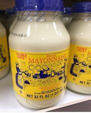 Trader Joe's Real Mayonnaise 32oz (Pack Of 2)