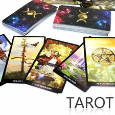 Mystic Tarot Deck With 78 Cards - read your fate, dreams, future.