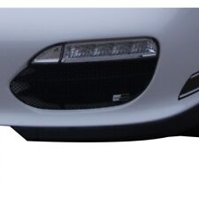 Zunsport Black front lower outer vent grille kit Porsche Boxster 987.2 09-13