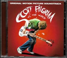 SCOTT PILGRIM  VS THE WORLD (B.O.F SOUNDTRACK O.S.T) ALBUM CD COMME NEUF