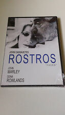 "DVD ""ROSTROS"" PRECINTADA JOHN CASSAVETES GENA ROWLANDS FACES SEALED"