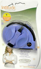 Latitude Tools designed for Women Pull-n-Stay Tape Measure