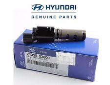 New Genuine OEM 24355-23800 Timing Oil Control Valve / VVT Valve For Hyundai Kia