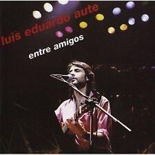 LUIS EDUARDO AUTE - ENTRE AMIGOS LP DOBLE 1984 EXC