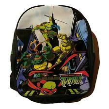 New listing 2006 Teenage Mutant Ninja Turtles Backpack / Book Bag Rare Htf