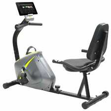 vidaXL Magnetic Recumbent Exercise Bike with Pulse Measurement Machine Trainer